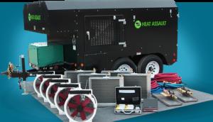 Bed Bug Heat Treatment System Boston Massachusetts