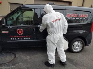 Commercial Sanitizing & Remediation Services